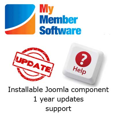 My Member Software Component - NL